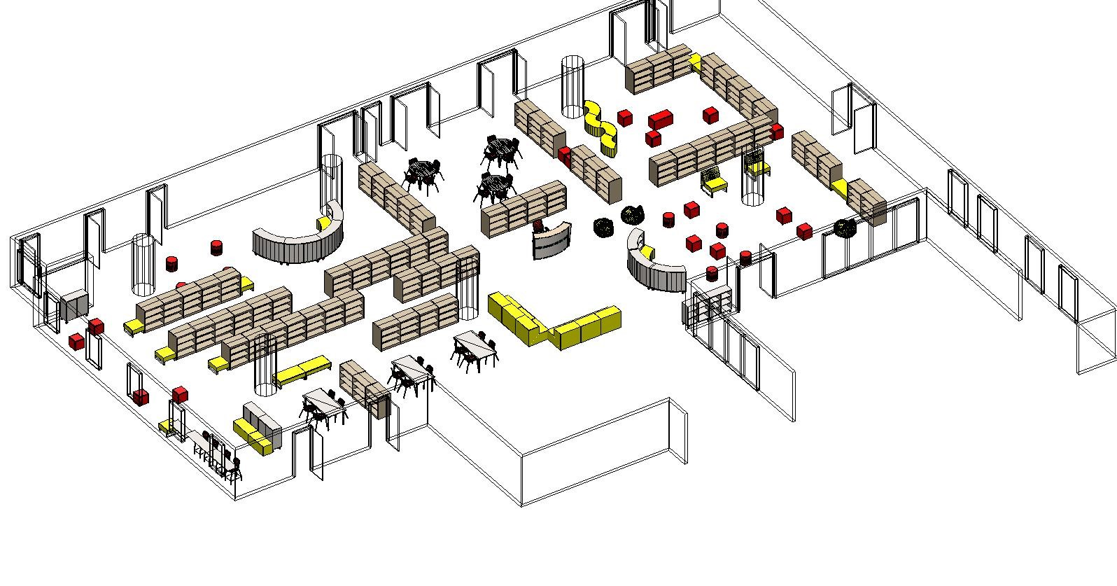 Children's Area 3D artist rendering