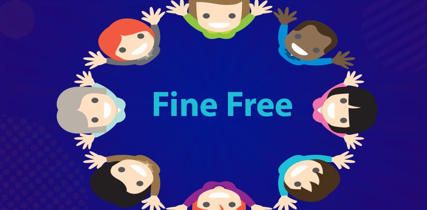 Fine Free artwork