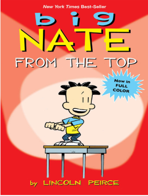 Big Nate book cover image